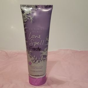Victoria's secret Love spell frosted body lotion